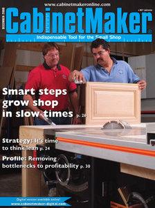 CabinetMaker magazine - December 2008
