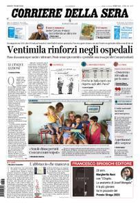 Corriere della Sera – 07 marzo 2020
