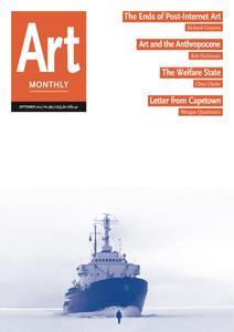 Art Monthly - September 2015   No 389
