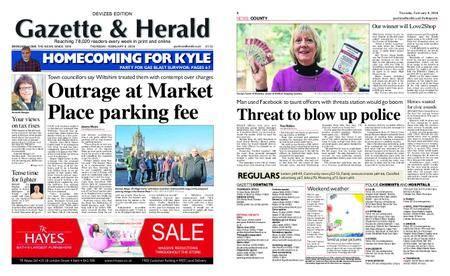 Gazette & Herald – February 08, 2018