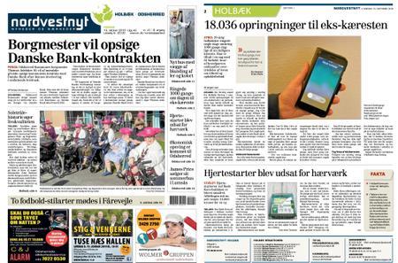 Nordvestnyt Holbæk Odsherred – 19. oktober 2018