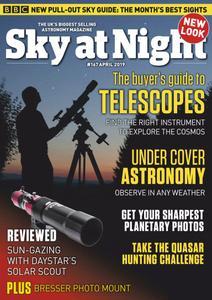 BBC Sky at Night - April 2019
