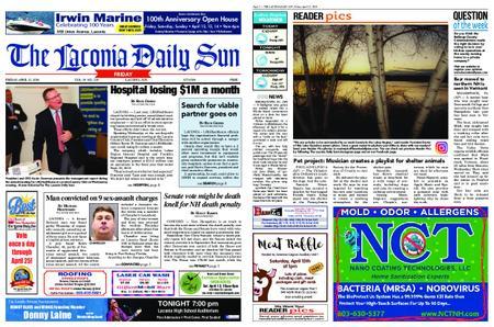 The Laconia Daily Sun – April 12, 2019