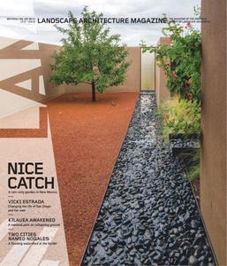 Landscape Architecture Magazine USA - November 2019