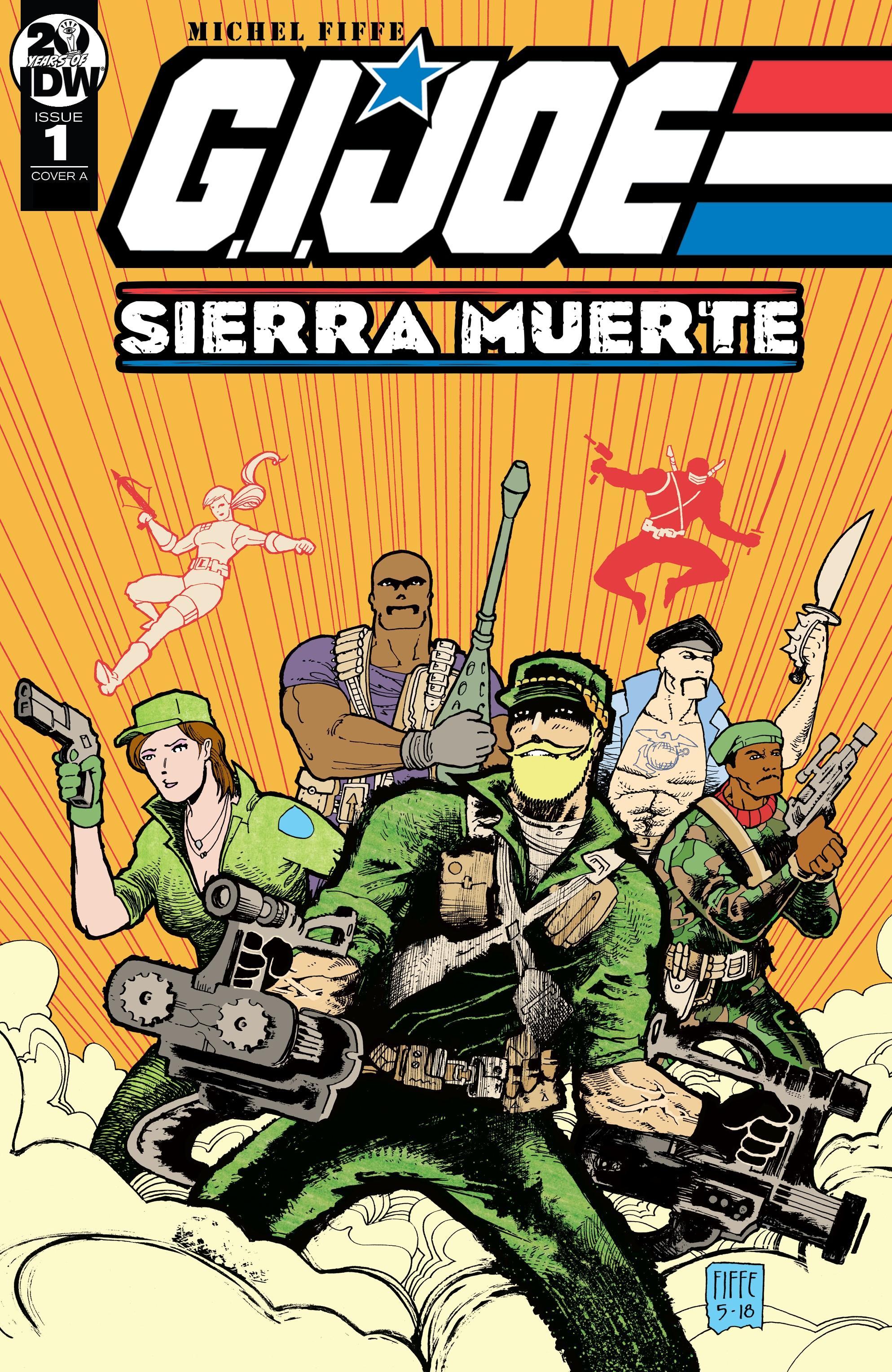 G I Joe-Sierra Muerte 001 2019 digital Knight Ripper