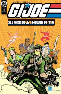 G I Joe-Sierra Muerte 001 2019 digital Knight Ripper