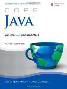 Core Java, Volume I: Fundamentals (9th Edition) (Repost)