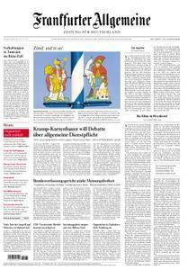 Frankfurter Allgemeine Zeitung F.A.Z. - 04. August 2018