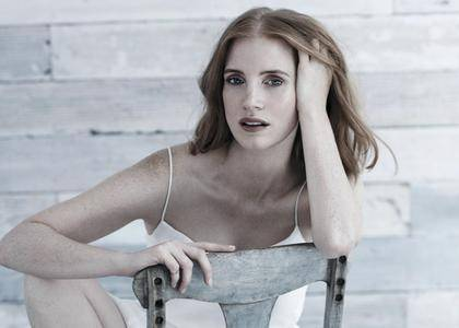 Jessica Chastain by Jan Welters for C Magazine November 2016