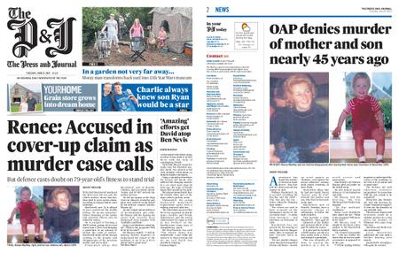 The Press and Journal Moray – June 08, 2021
