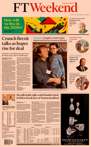 Financial Times Europe – 12 October 2019