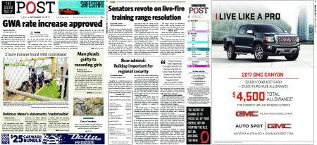 The Guam Daily Post – September 29, 2017