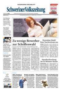 Schweriner Volkszeitung Hagenower Kreisblatt - 03. März 2018
