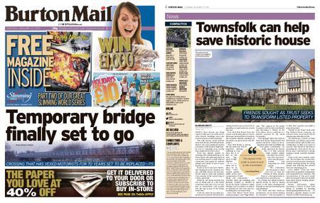 Burton Mail – January 12, 2021