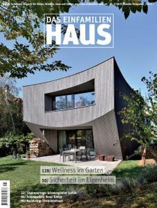 Das Einfamilienhaus Schweiz Nr.5 - Oktober-November 2019