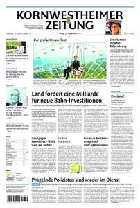 Kornwestheimer Zeitung - 29. September 2017