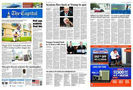 The Capital – August 24, 2018