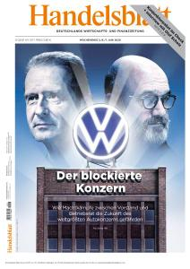 Handelsblatt - 5-7 Juni 2020