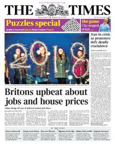 The Times - 1 January 2018