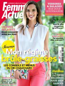 Femme Actuelle - 27 Mai 2019