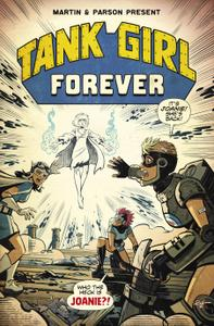 Tank Girl 006-Tank Girl Forever 02 of 4 2019 3 covers Digital Oracle