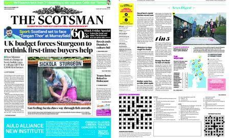The Scotsman – November 24, 2017