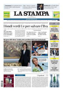 La Stampa Torino Provincia e Canavese - 12 Dicembre 2019