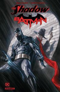 Dynamite-The Shadow Batman 2018 Hybrid Comic eBook