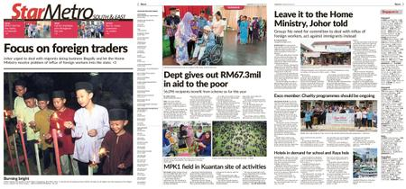 The Star Malaysia - Metro South & East – 28 May 2019