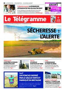 Le Télégramme Guingamp – 03 août 2020