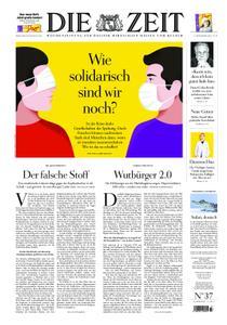 Die Zeit - 03. September 2020