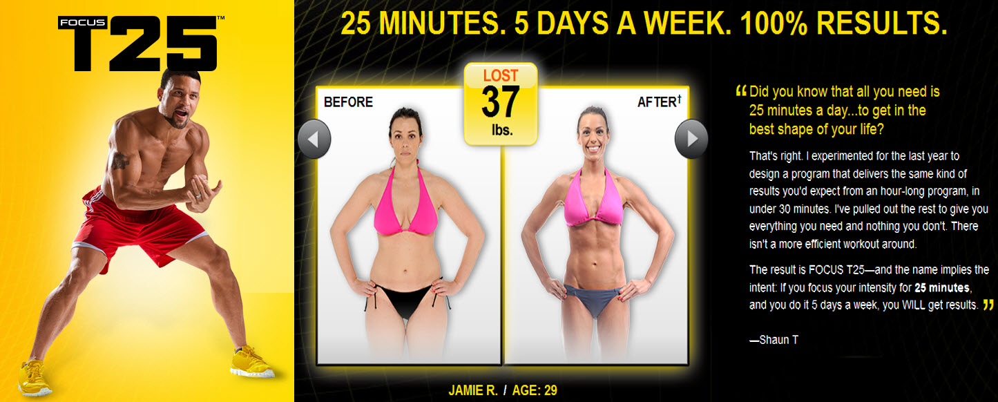 Focus T25 Workout / AvaxHome