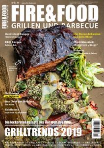 Fire & Food Grillen und Barbecuen – Juli 2019