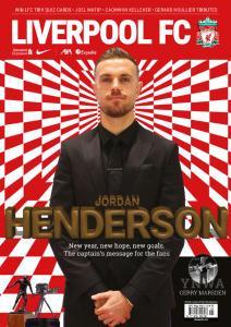 Liverpool FC Magazine - February 2021