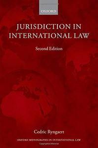 Jurisdiction in International Law, 2 edition