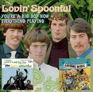 The Lovin' Spoonful - You're A Big Boy Now (1967) & Everything Playing (1968) [Reissue 2011]