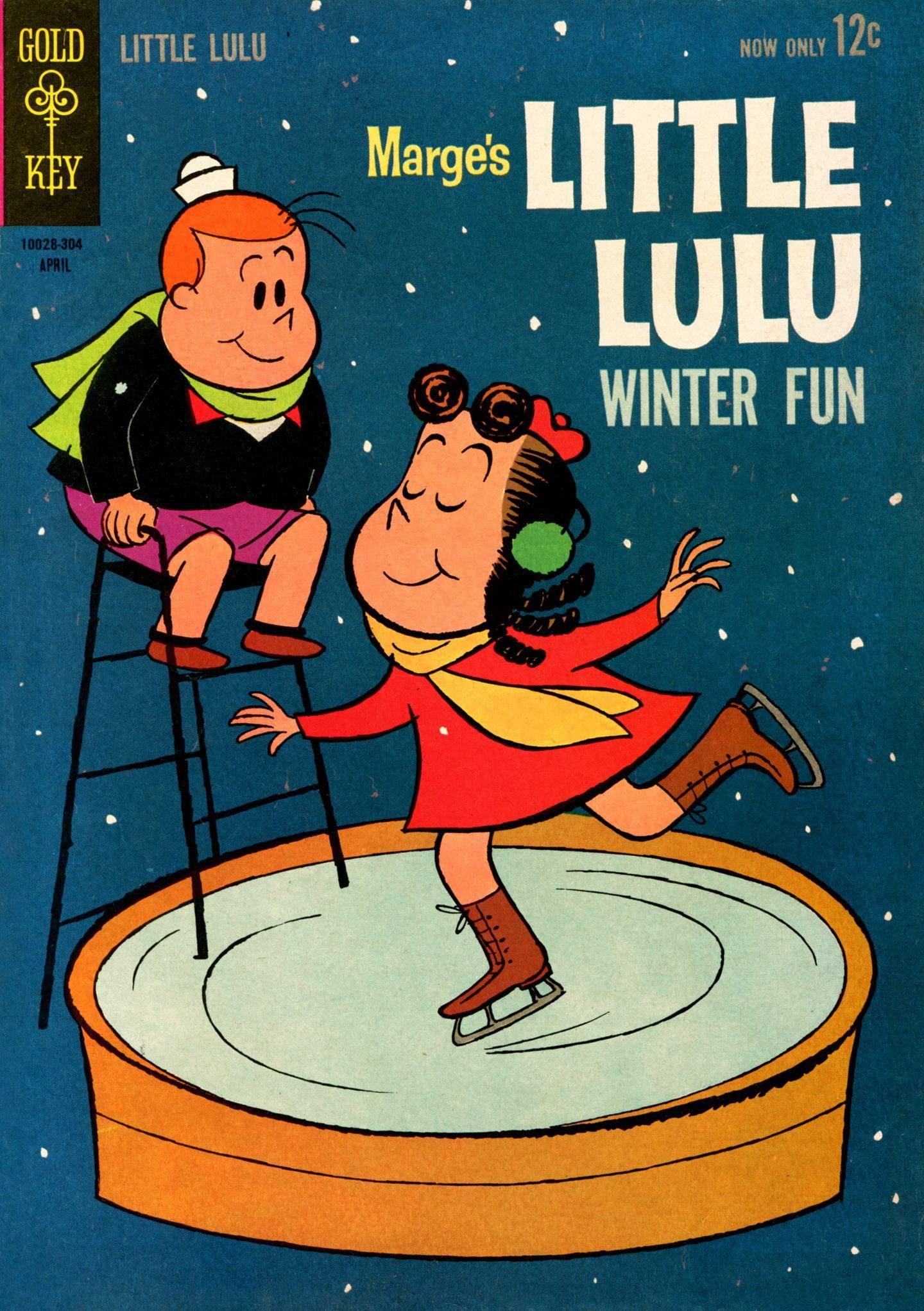 Little Lulu 1963-04 167
