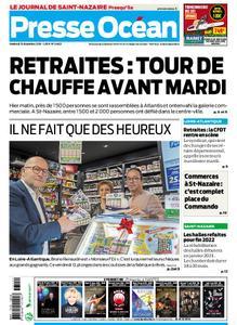Presse Océan Saint Nazaire Presqu'île – 13 décembre 2019