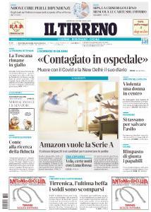 Il Tirreno Livorno - 15 Gennaio 2021