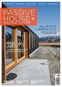Passive House+ UK - Issue 24 2018