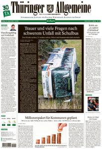Thüringer Allgemeine – 24. Januar 2020