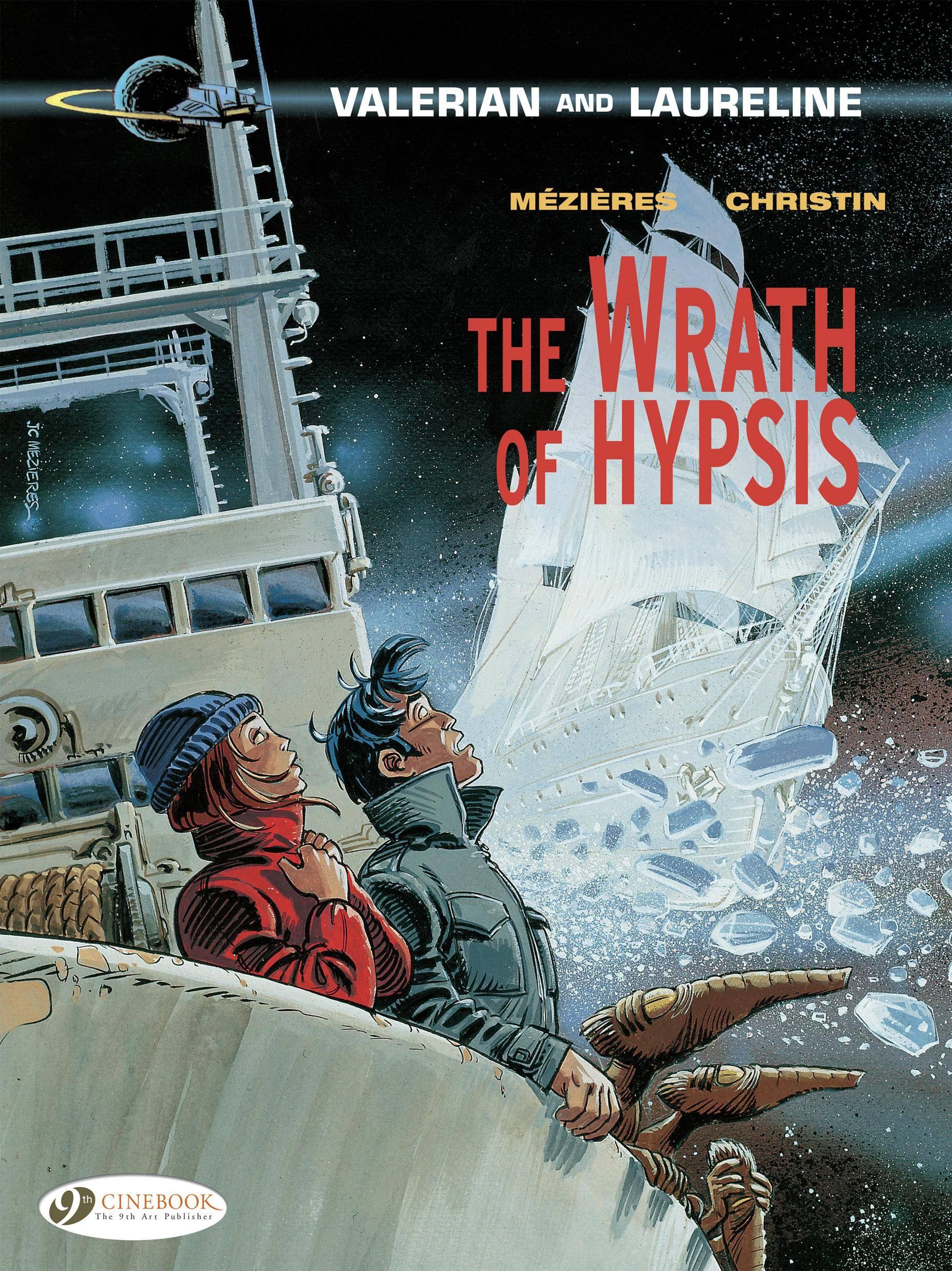 Valerian and Laureline v12 - The Wrath of Hypsis 2016