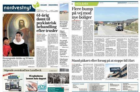 Nordvestnyt Holbæk Odsherred – 08. august 2018