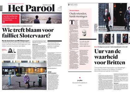 Het Parool – 14 november 2018