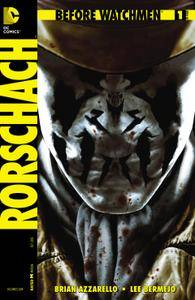 Before Watchmen - Rorschach 01 of 4 2012