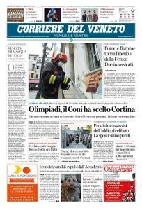 Corriere del Veneto Venezia e Mestre – 02 ottobre 2018
