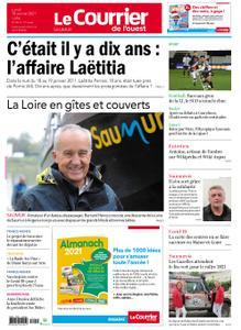 Le Courrier de l'Ouest Saumur – 18 janvier 2021