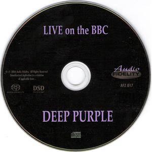 Deep Purple - Live On The BBC (2004) {Audio Fidelity Hybrid SACD}