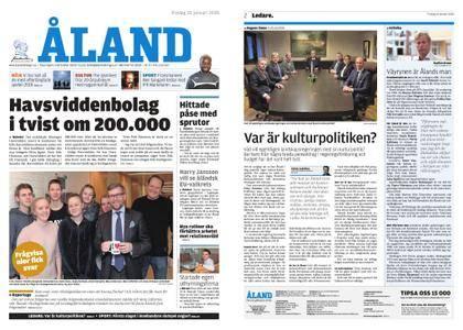 Ålandstidningen – 26 januari 2018