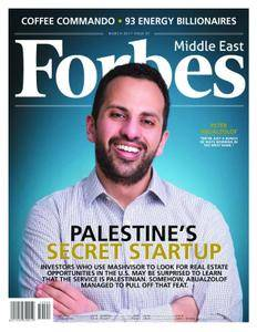 Forbes Middle East English Edition - March 2017